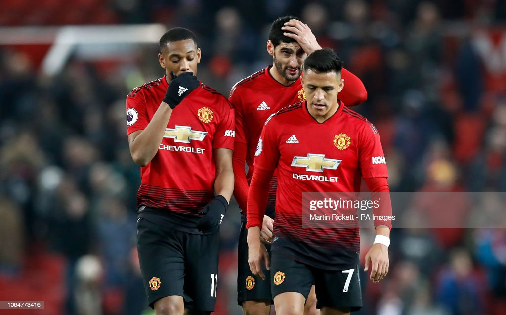 Manchester United v Crystal Palace - Premier League - Old Trafford : News Photo