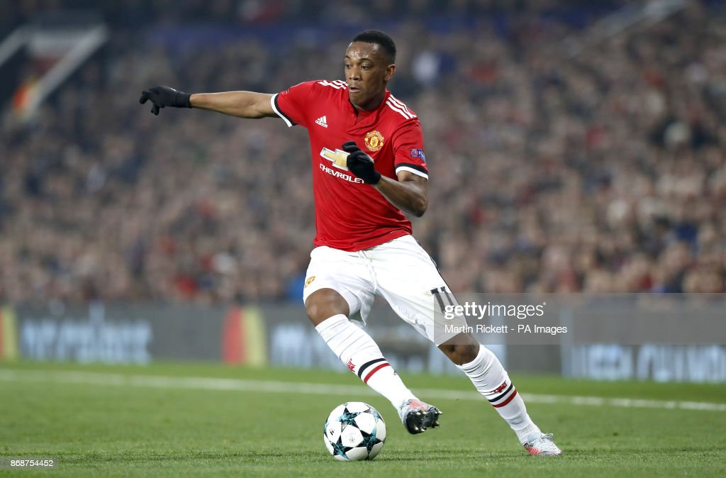Manchester United v Benfica - UEFA Champions League - Group A - Old Trafford : News Photo