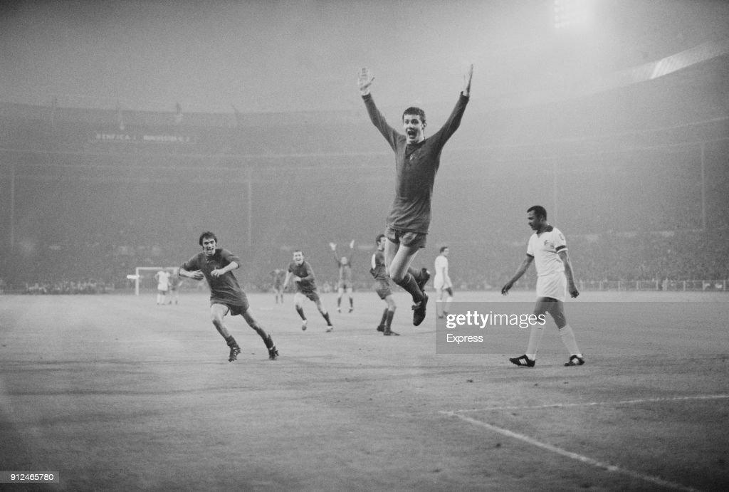 European Cup Final 1968 : News Photo