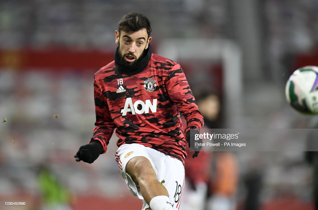 Manchester United v Manchester City - Carabao Cup - Semi Final - Old Trafford : News Photo