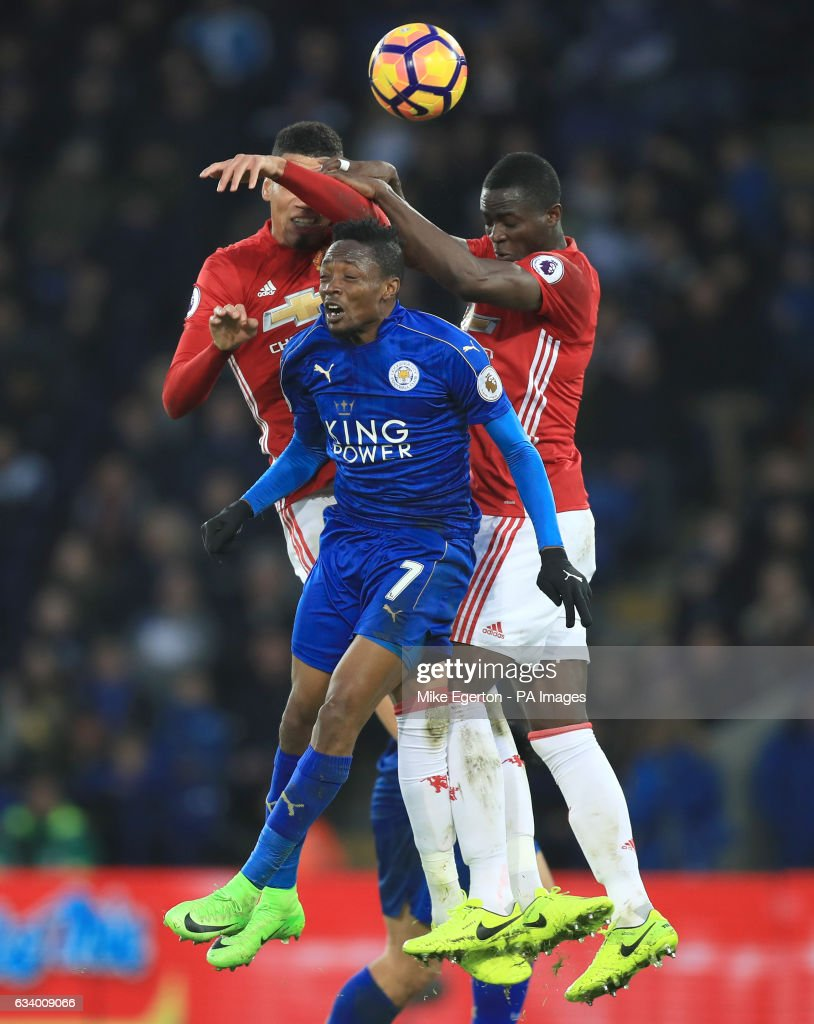 Leicester City v Manchester United - Premier League - King Power Stadium : News Photo
