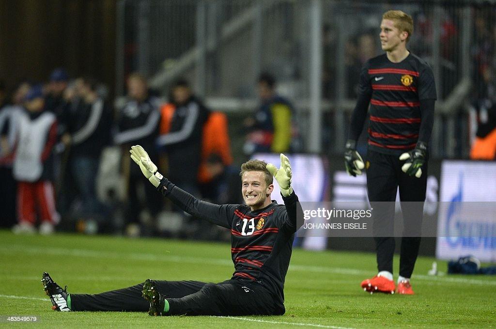 FBL-EUR-C1-BAYERN-MUNICH-MANCHESTER-UNITED : News Photo