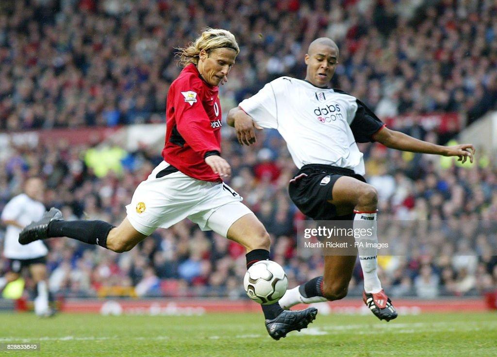 Manchester United v Fulham : News Photo