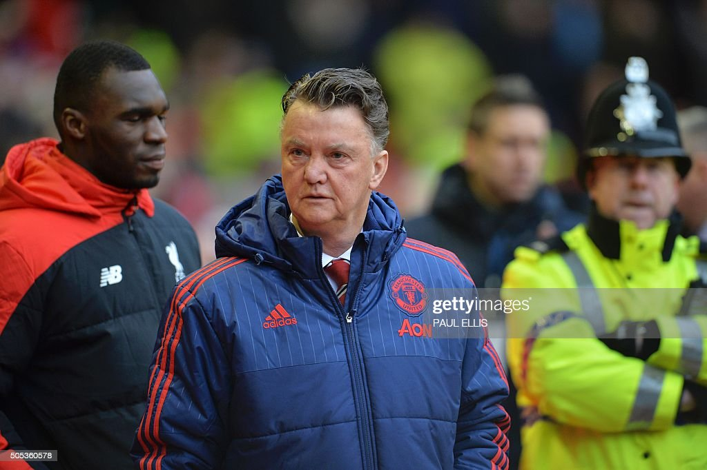 FBL-ENG-PR-LIVERPOOL-MAN UTD : News Photo