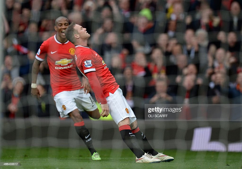 FBL-ENG-PR-MAN UTD-TOTTENHAM : News Photo