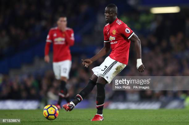 Manchester United's Eric Bailly