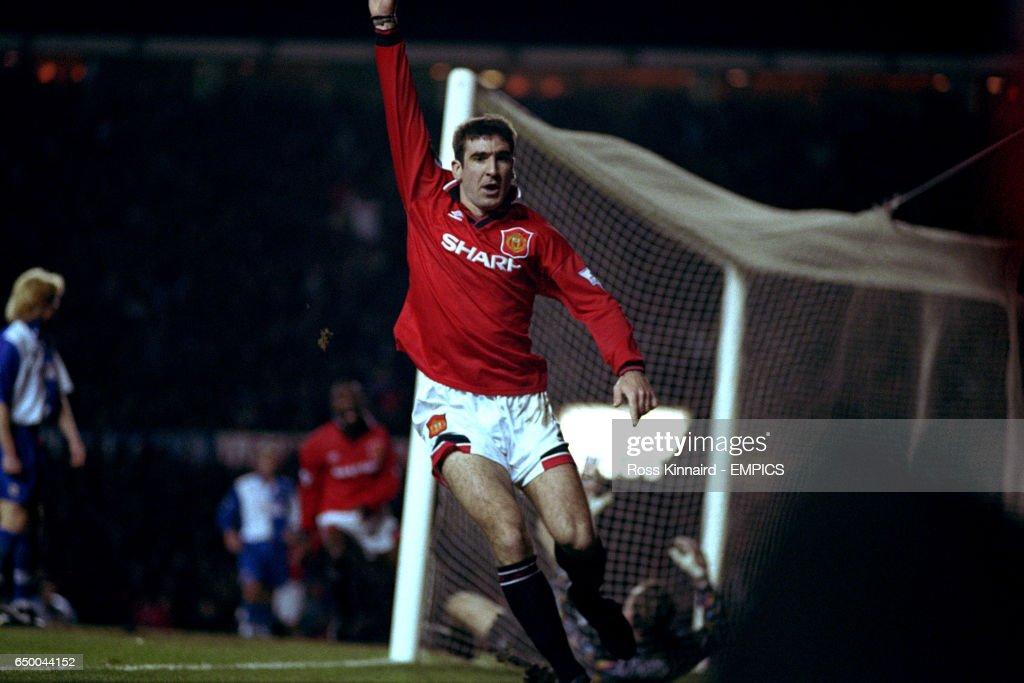 Soccer - FA Carling Premiership - Manchester United v Blackburn Rovers : News Photo