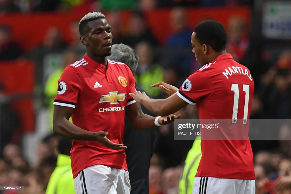 FBL-ENG-PR-MAN UTD-WEST BROM : News Photo
