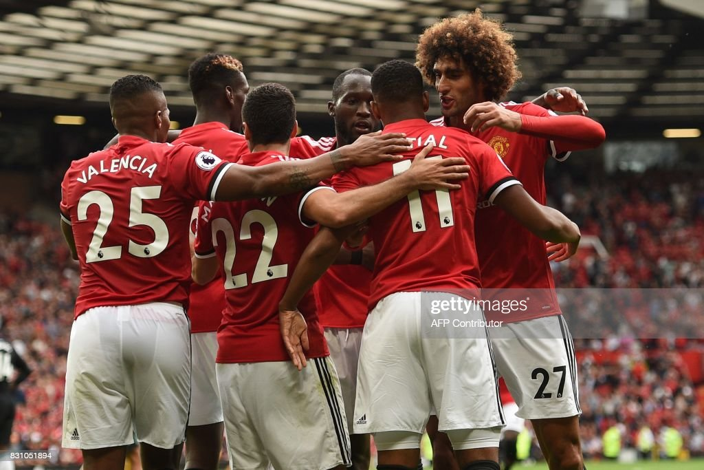 FBL-ENG-PR-MAN UTD-WEST HAM : News Photo