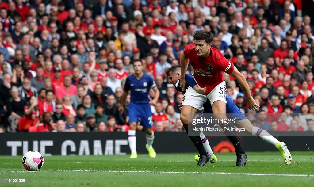 Manchester United v Chelsea - Premier League - Old Trafford : News Photo