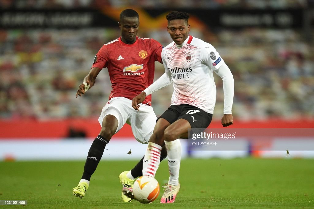 FBL-EUR-C3-MAN UTD-AC MILAN : News Photo