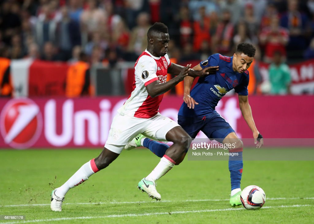 Ajax v Manchester United - UEFA Europa League Final - Friends Arena : News Photo