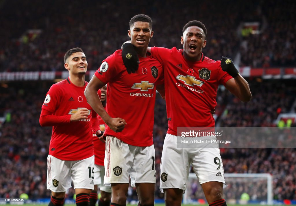 Manchester United v Brighton and Hove Albion - Premier League - Old Trafford : News Photo