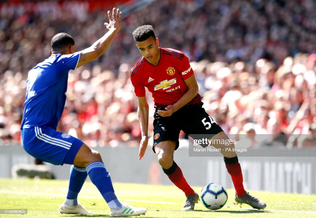 Manchester United v Cardiff City - Premier League - Old Trafford : News Photo