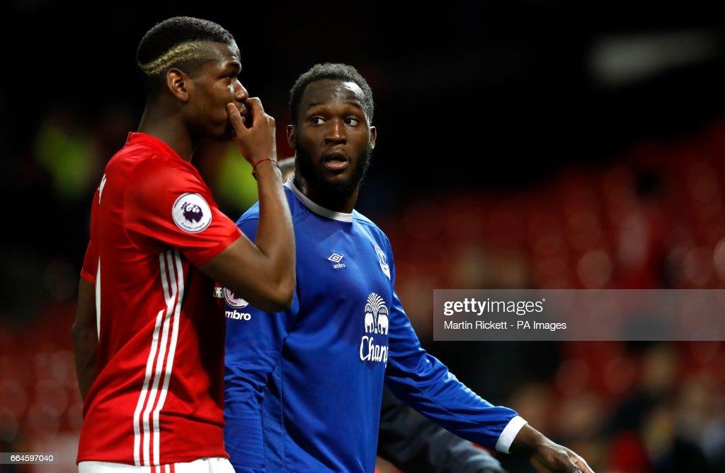 Manchester United v Everton - Premier League - Old Trafford : News Photo