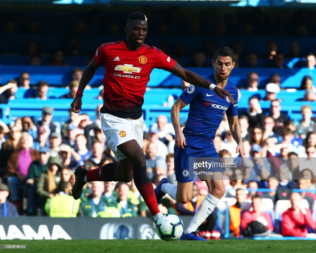 Chelsea v Manchester United - Premiership League : News Photo