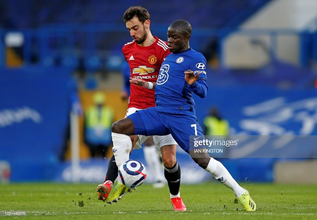 FBL-ENG-PR-CHELSEA-MAN UTD : News Photo