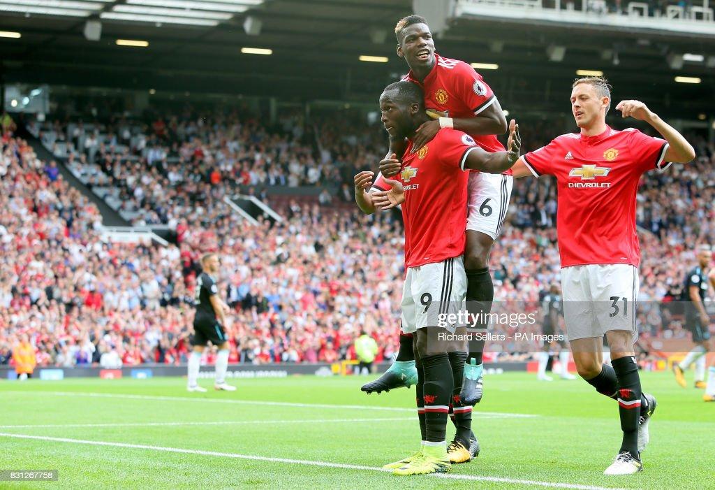 Manchester United v West Ham United - Premier League - Old Trafford : News Photo