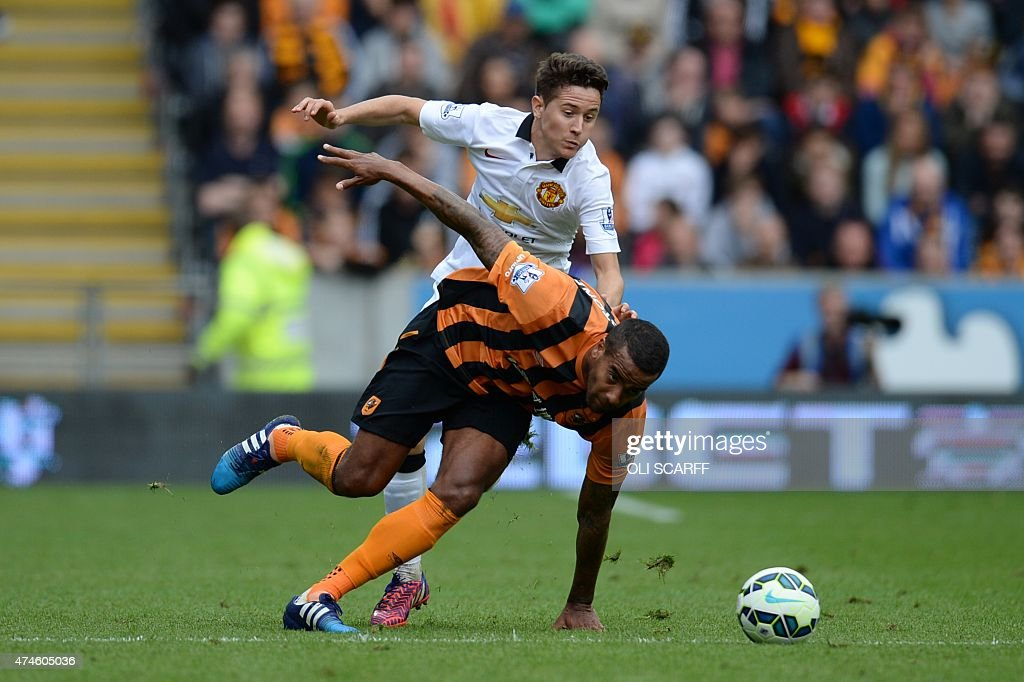 FBL-ENG-PR-HULL-MAN UTD : News Photo