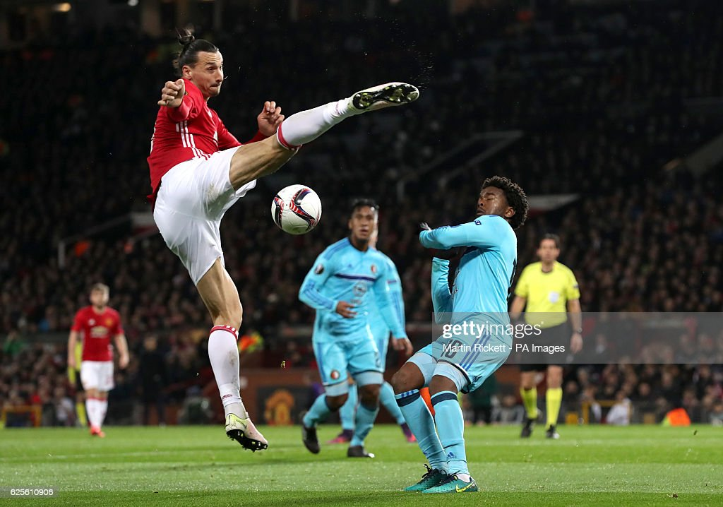 be701d8f8 Manchester United v Feyenoord - UEFA Europa League - Group A - Old Trafford    News