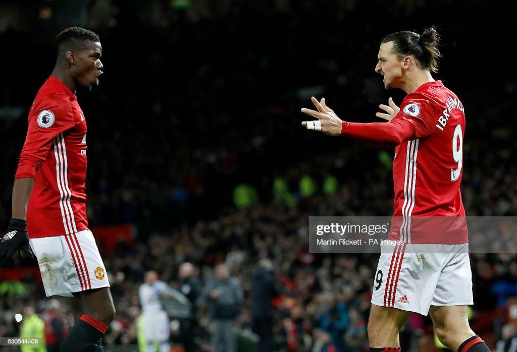 Manchester United v Sunderland - Premier League - Old Trafford : News Photo