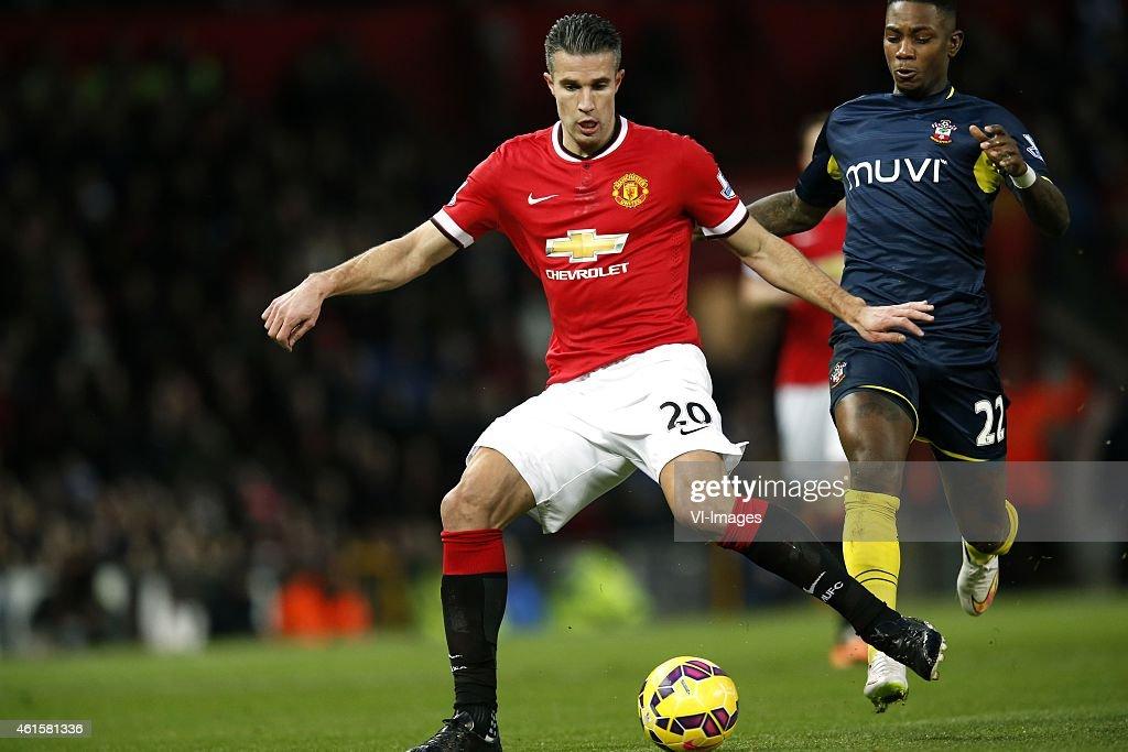 "Premier League - ""Manchester United v Southampton"" : News Photo"