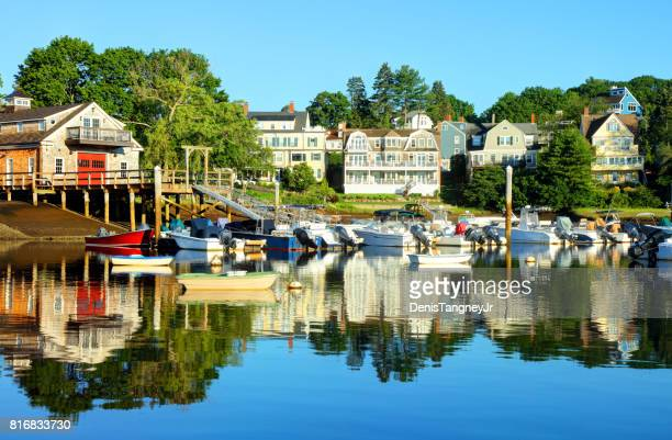 manchester-by-the-sea, massachusetts - manchester by the sea massachusetts stock pictures, royalty-free photos & images