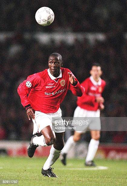 LEAGUE 99/00 Manchester/ENG MANCHESTER UNITED REAL MADRID 23 Andy COLE/MANCHESTER