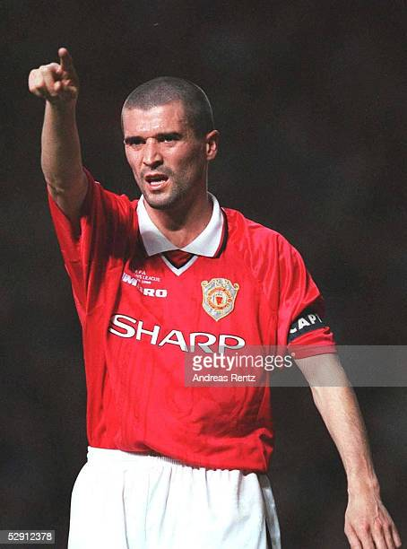LEAGUE 99/00 Manchester/ENG MANCHESTER UNITED REAL MADRID 23 Roy KEANE/MANCHESTER