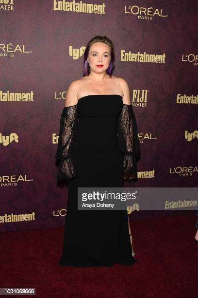 Manda Fuller attends the 2018 Pre-Emmy Party hosted by Entertainment Weekly and L'Oreal Paris at Sunset Tower Hotel on September 15, 2018 in West...