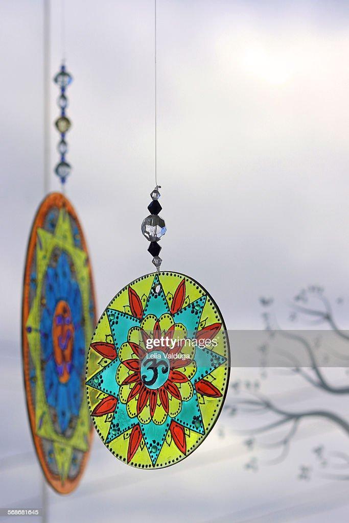 Mandala: concentration e meditation. : Stock Photo