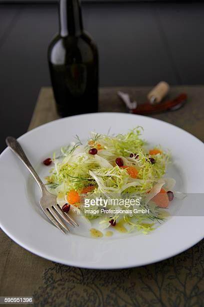 Mandarin Orange and Pomegranate Salad