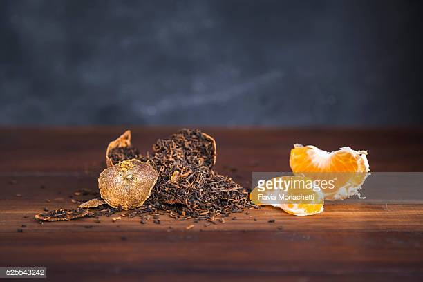 Mandarin Pu Erh