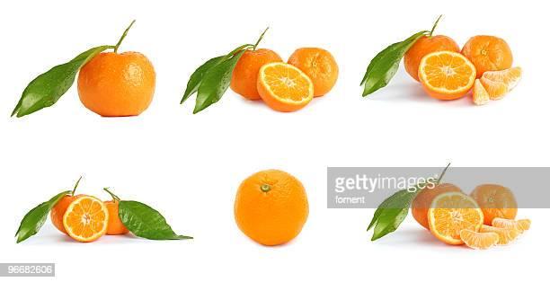 Tangier (Mandarinen) collage