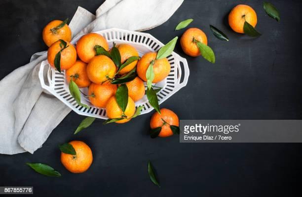 Mandarines Still Life