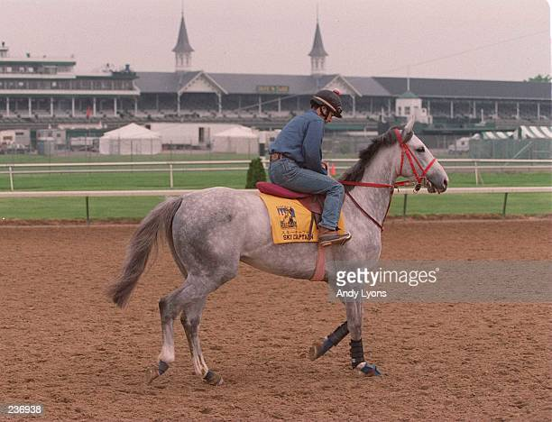 SATURDAY''S 121ST KENTUCKY DERBY Mandatory Cred