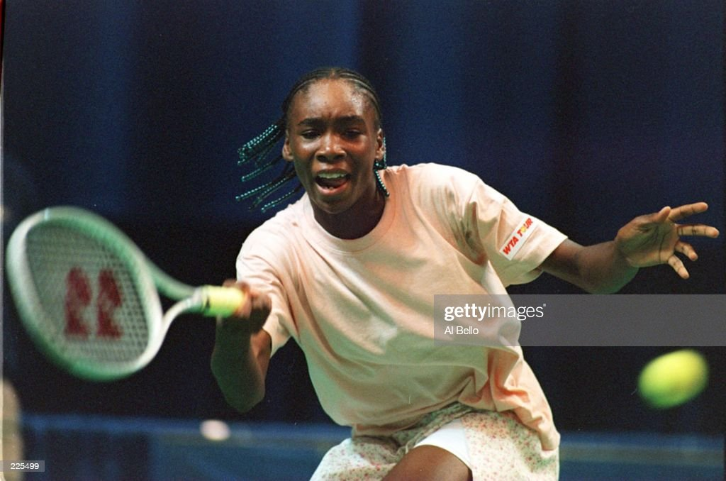 WTA WILLIAMS : News Photo