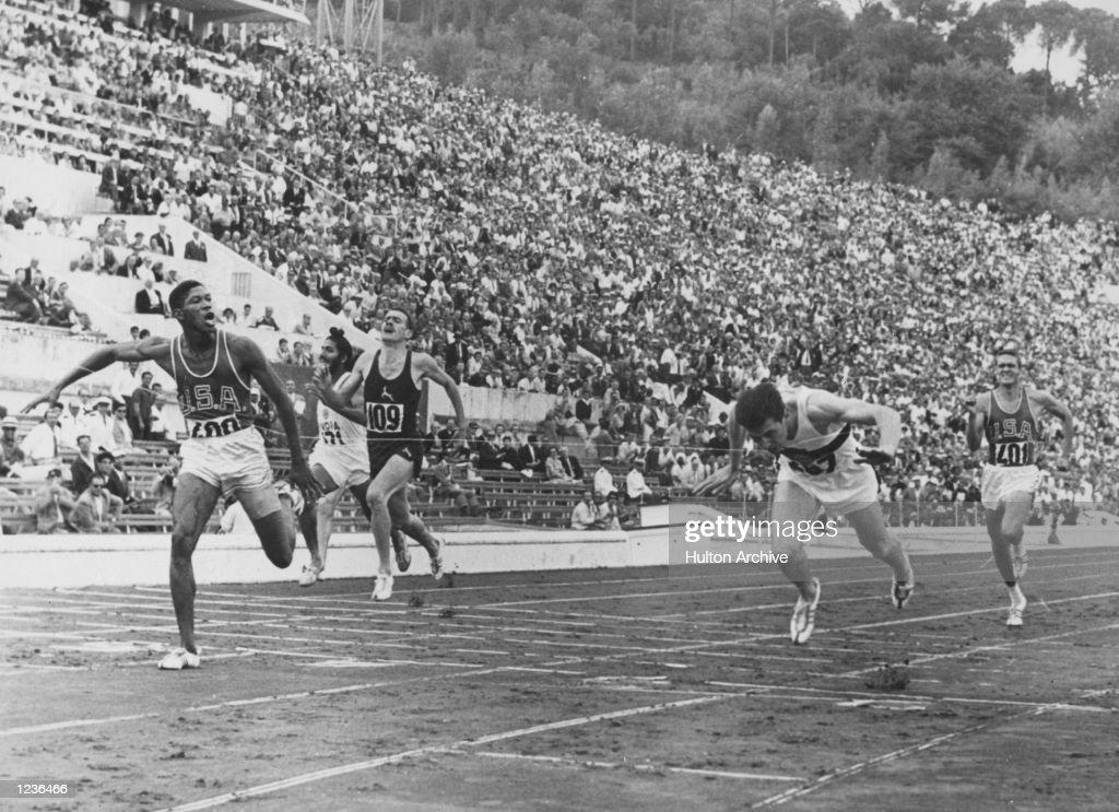 1960 OLYMPICS : News Photo