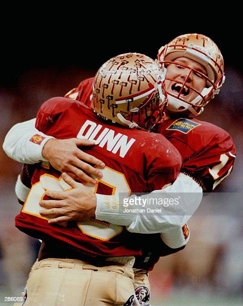 TO ''OMAR ELLISON DURING THE USFG SUGAR BOWL AT THE SUPERDOME IN NEW ORLEANS LOUISIANA Mandatory Credit Jonathan Dan