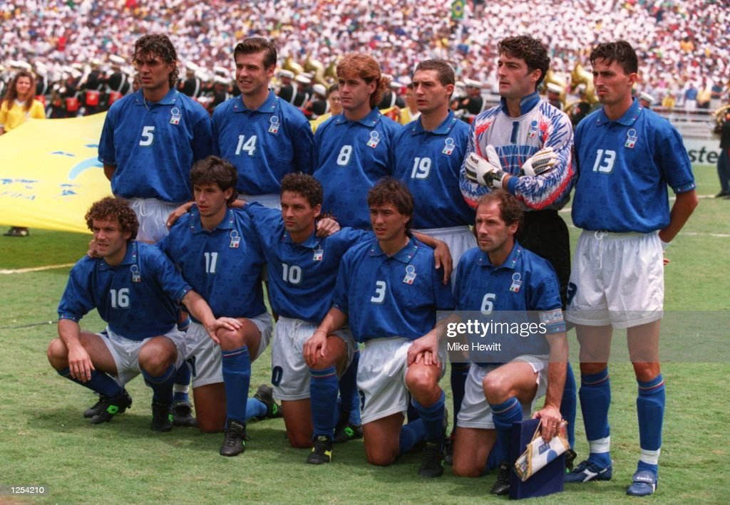 1994 WORLD CUP FINAL : News Photo
