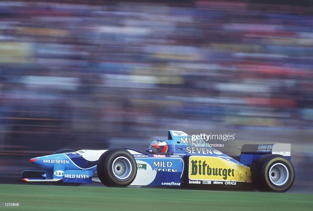 1995 ARGENTINE GP : News Photo