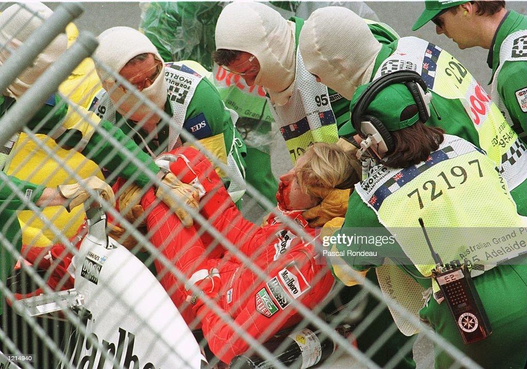 AUSTRALIAN GP 1995 : News Photo