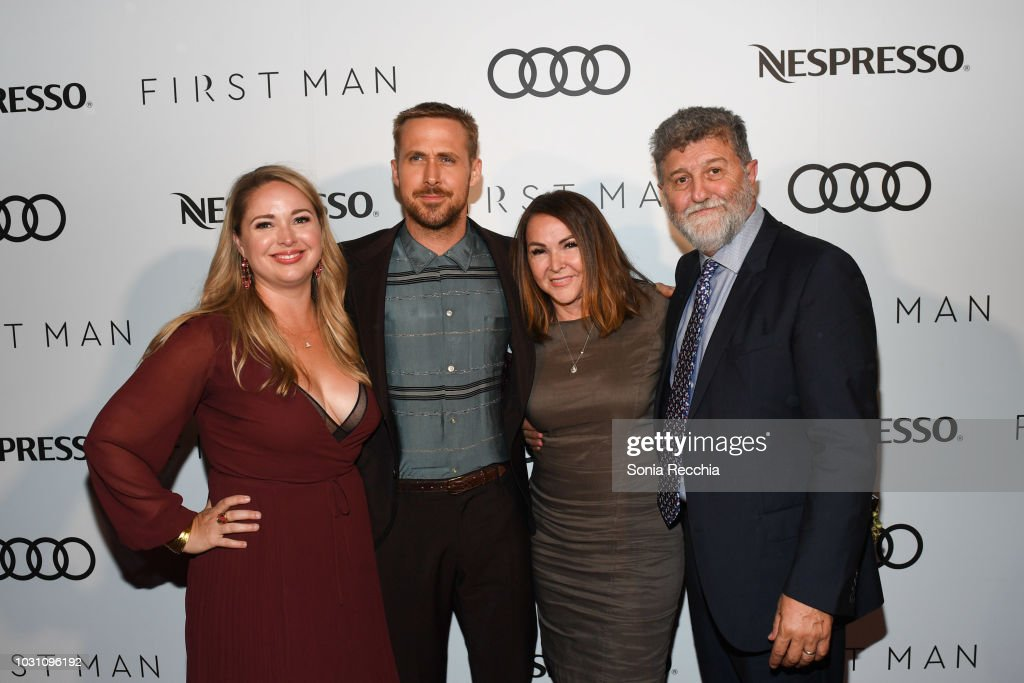 """CAN: Nespresso And Audi Hosted """"First Man"""" Premiere Party At Toronto International Film Festival 2018"""