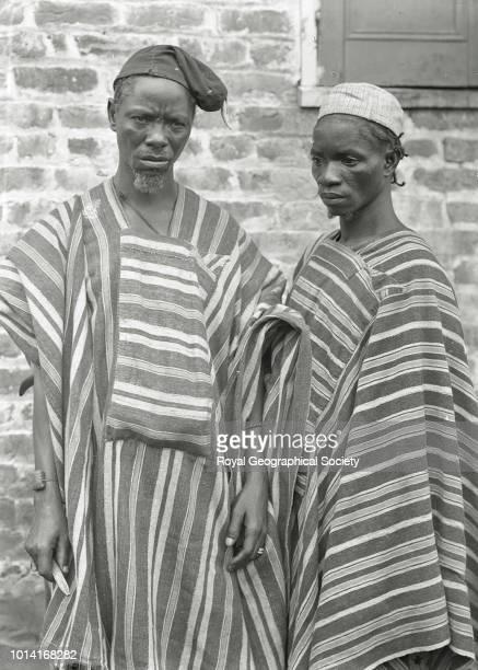 Mandingos from Northern Liberia Liberia 1890
