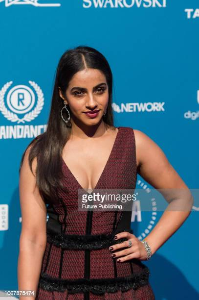 Mandip Gill attends the 21st British Independent Film Awards at Old Billingsgate in the City of London December 02 2018 in London United Kingdom