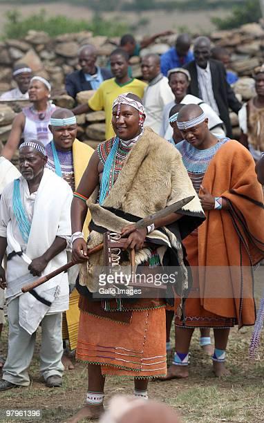 Chief Mandla Mandela Traditional Wedding Ceremony