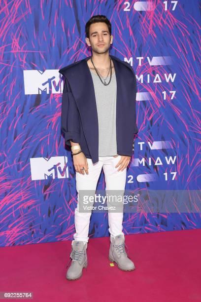 Mando attends the MTV MIAW Awards 2017 at Palacio de Los Deportes on June 3 2017 in Mexico City Mexico