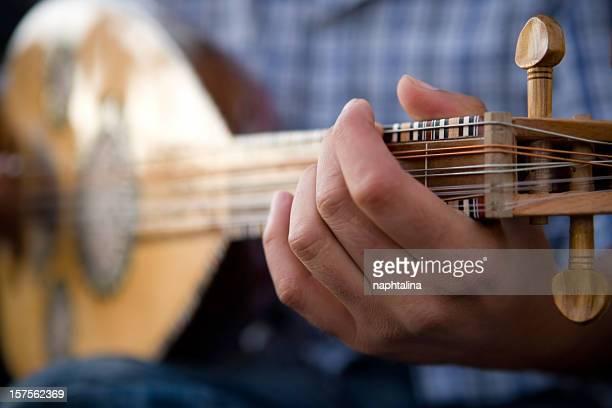 Mandolin and Musician