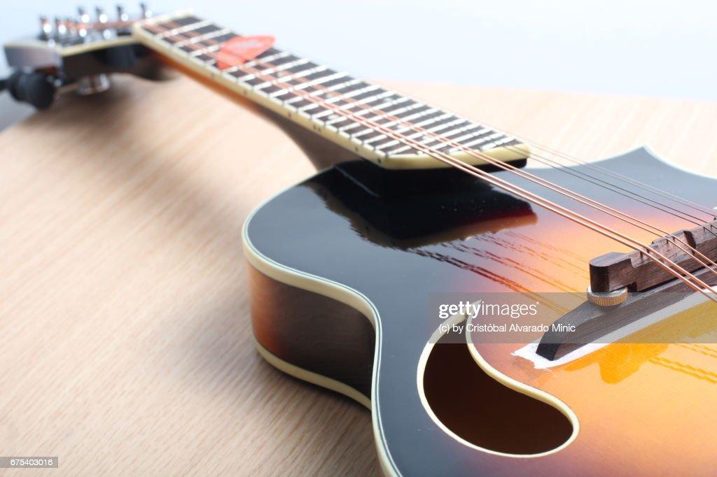 Mandolin : Stock Photo