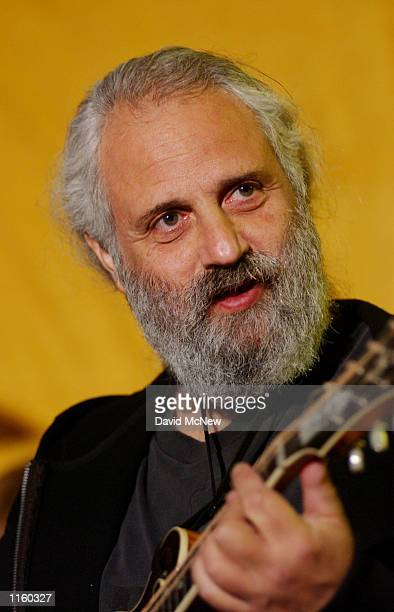 Mandolinist David Grisman gives a free concert following the screening of Grateful Dawg on opening day of the 28th Telluride Film Festival August 28...